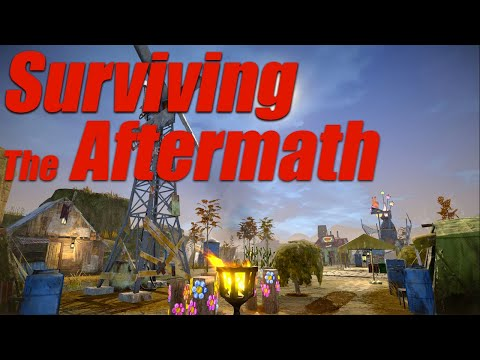 Surviving the aftermath gameplay ep 1 |