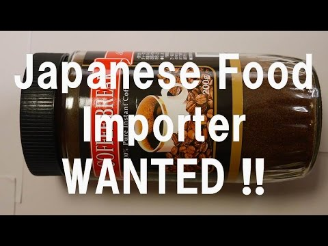 Japanese food online shop coffee delivery list, good online Japanese brand for import from Japan