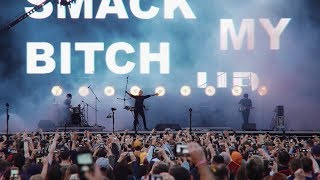 Дельфин - Smack My Bitch Up (The Prodigy cover)