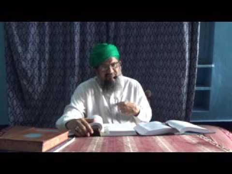 part 17 surah baqarah verses 108-110 by Peer-e-Tareeqat Syed Durwaish Mohiuddin Quadri Murtuza Pasha