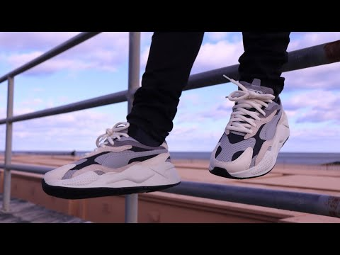 "PUMA RS-X3 PUZZLE ""LIMESTONE"" REVIEW + ON FEET"
