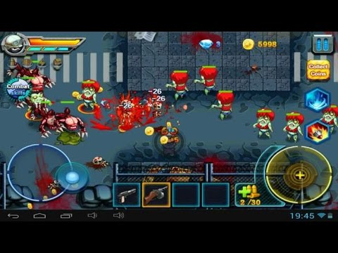 Zombie Fire - Android gameplay PlayRawNow