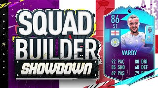 Fifa 20 Squad Builder Showdown!!! PLAYER OF THE MONTH VARDY!!! The Best Value Card On The Game!