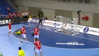 Handball 2009 Denmark - Brasil