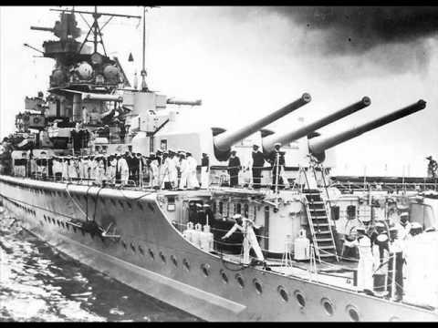 Top 10 WWII Battleships and Battlecruisers