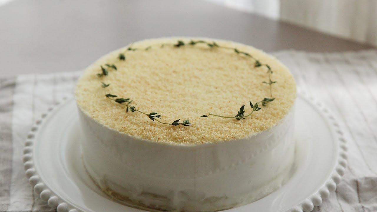 달콤한 고구마 케이크 : Sweet Potato Cake | Honeykki 꿀키 - YouTube