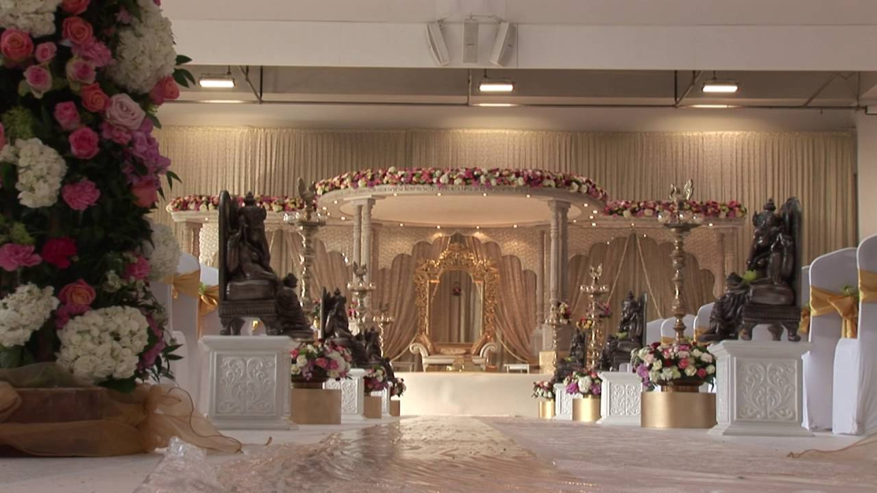 Kp Centre Harrow Wedding Flower Decor