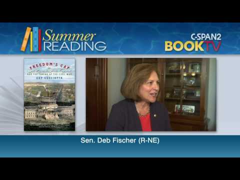 What is Sen. Deb Fischer (R-NE) reading this summer?