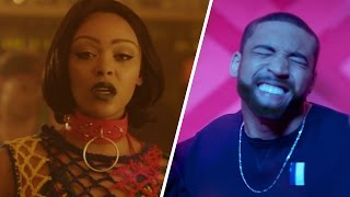 Rihanna ft. Drake - Work PARODY! The Key of Awesome #108(Rihanna is gonna make Drake