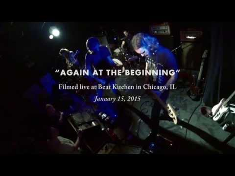 "gates - ""Again at the Beginning"" live at Beat Kitchen"