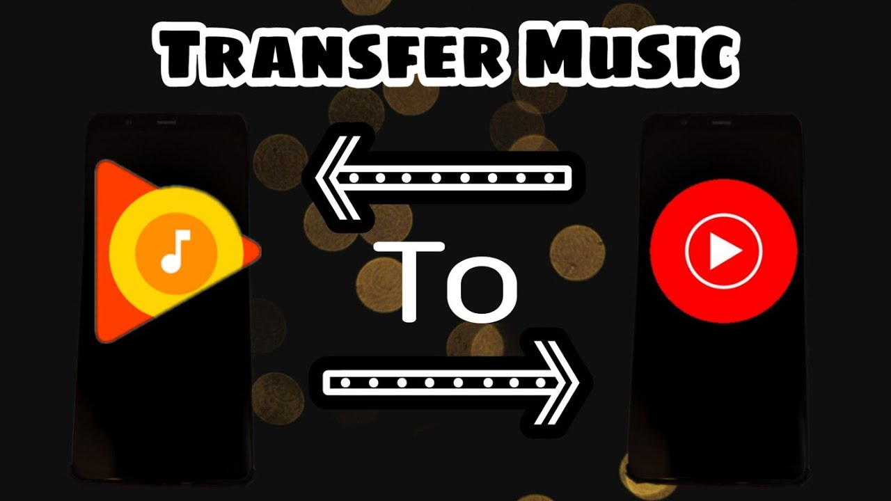 How To Transfer Google Play Playlists To Youtube Music Soundiiz Youtube