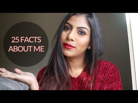 25 Random Facts about Me ♡ Get to know me more | Shuanabeauty thumbnail