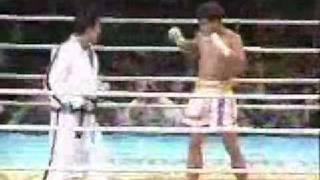 Thai Boxing VS Taekwondo