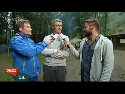 Tři bratři - Jan Svěrák & Jak se budí Tomáš Klus - Snídaně s Novou