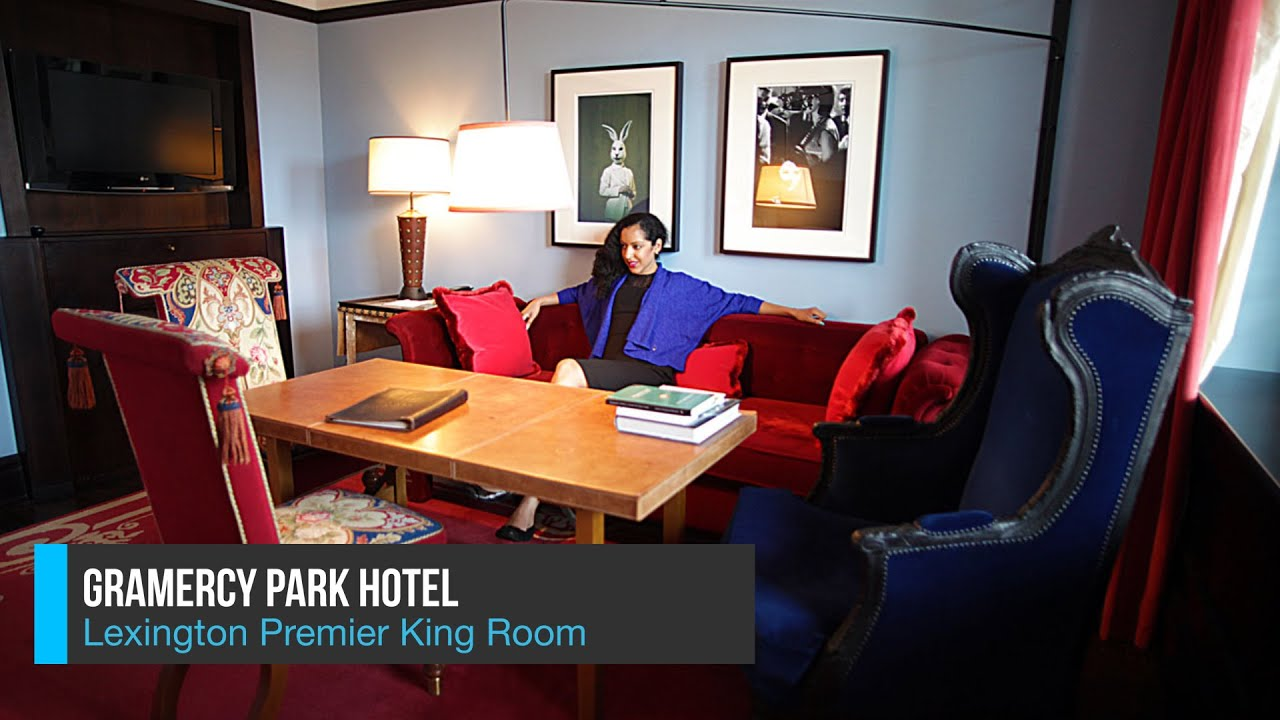 Luxury hotel review gramercy park hotel new york city youtube