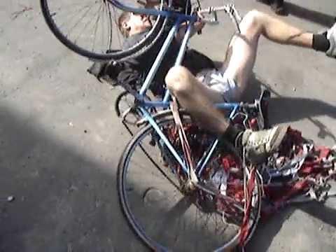 Czech Freetekno Bicycle Champion