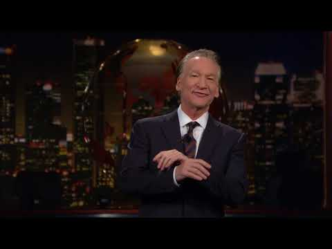 Monologue: Trump's Tighty Whities  Real Time with Bill Maher HBO