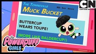 Powerpuff Girls | Fake News! | Cartoon Network