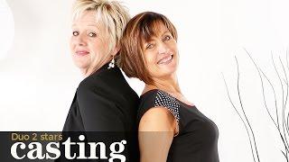 Dit zijn Christine en Muriel, finalistes van de CASTING BLANCHEPORTE!