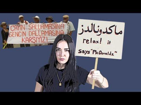 ZEKA KOKAN 10 PROTESTO EYLEMİ