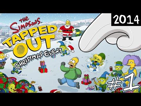 KC Plays!  TSTO  Christmas Event  1 2014