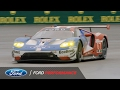 Victory at Daytona: Ford Chip Ganassi GT Celebrates 2017 Rolex 24 Win | IMSA | Ford Performance