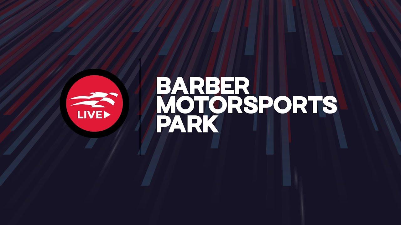 Robert Megennis Completes Race #2 at Barber Motorsports