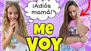 ADIOS MAMÁ ! ME VOY DE CASA - MI MADRE me QUITA el IPHONE - Broma MUY pesada