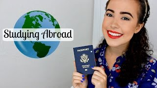 STUDYING ABROAD: WHERE I