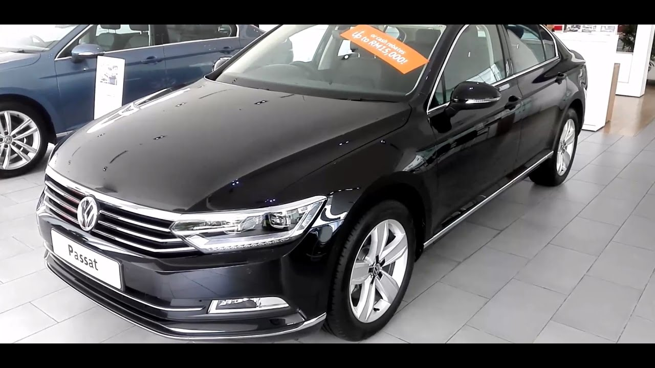 volkswagen passat comfortline 2017 exterior interior. Black Bedroom Furniture Sets. Home Design Ideas