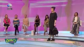 Bravo, ai stil! (08.02.2017) - Incaltamintea Silviei, motiv de disputa intre jurati! Video