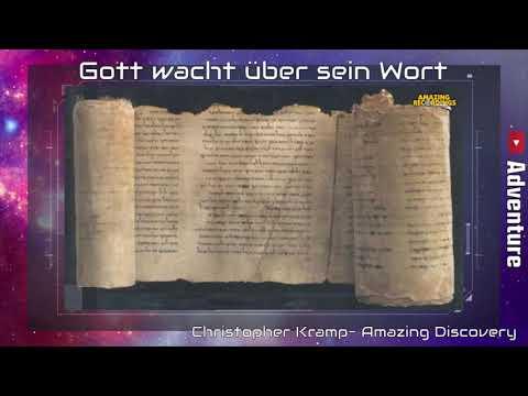 Bibel, das beste überlieferte Manuskript der Welt? (NT)