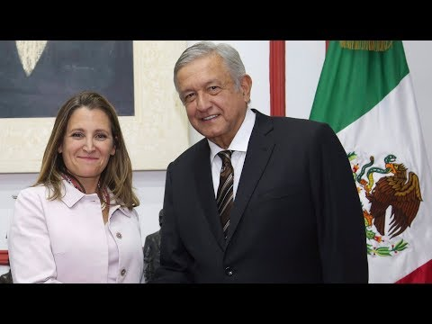 Mexico won't abandon Canada for bilateral trade deal with U.S.