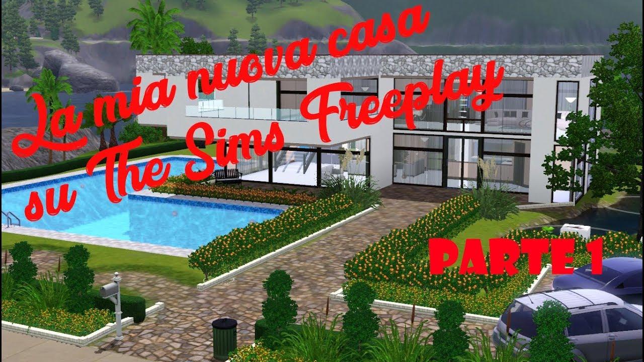 Costruiamo La Nostra Bellissima Casa The Sims Freeplay Parte 1 Youtube