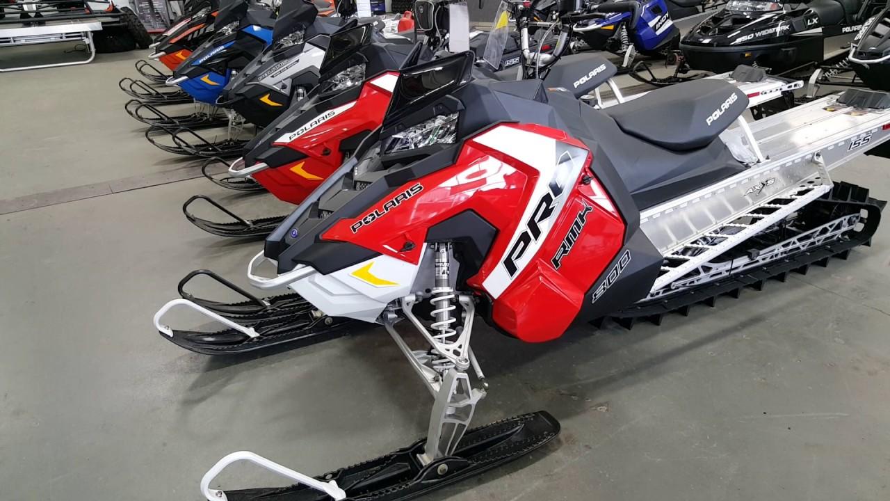 2017 Polaris 800 Pro Rmk 155