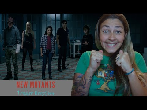 New Mutants Official Trailer REACTION and Review