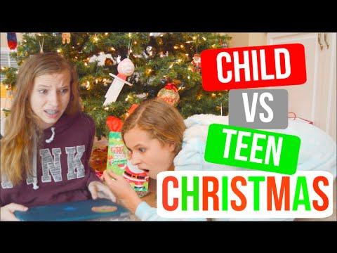 KID VS. TEEN: CHRISTMAS