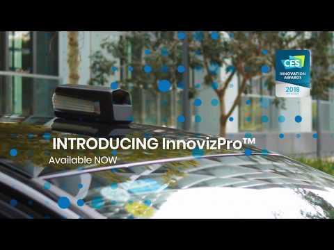 Innoviz Technologies - High Resolution 3D LiDAR