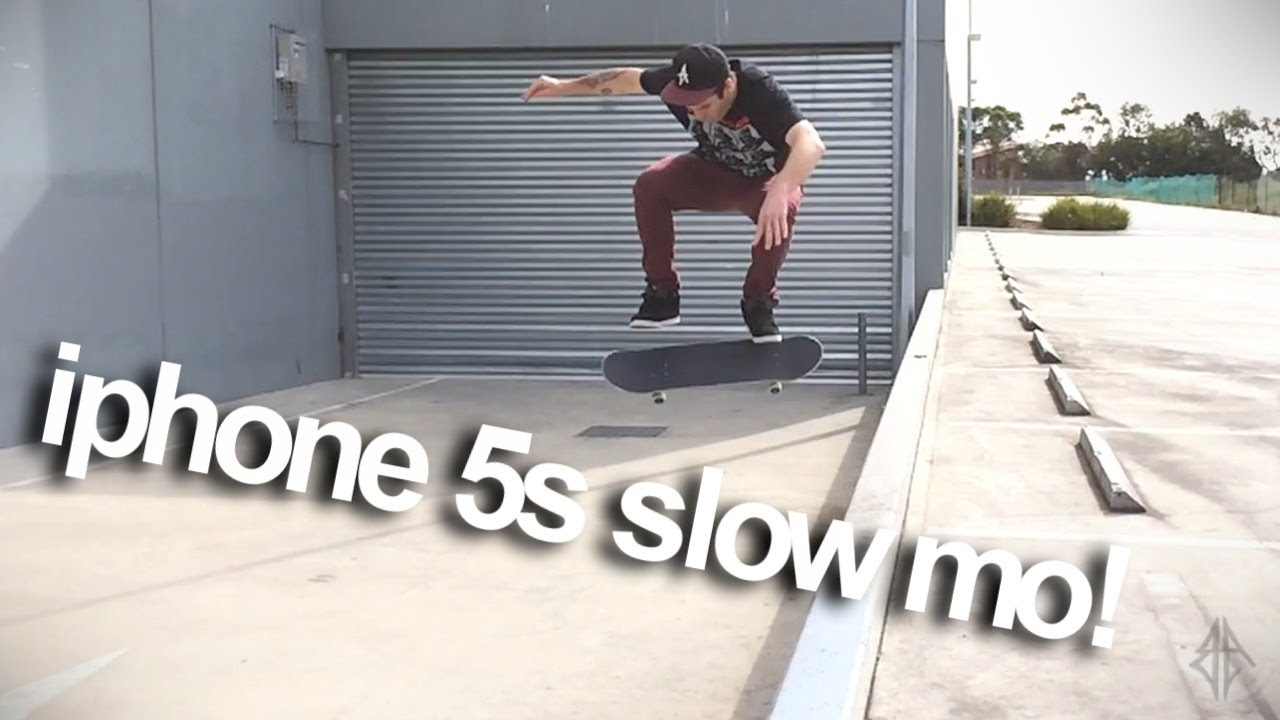 iphone 5s slow new iphone 5s mo skate test 120fpshd 1995