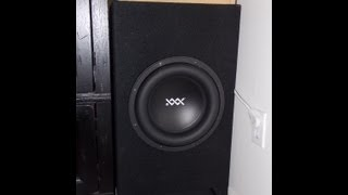 RE Audio Sub XXX 12