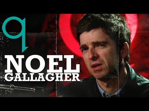 High Flying Noel Gallagher in Studio Q