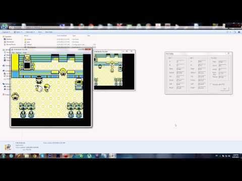 How To Trade Pokemon With Yourself W/ VBA TUTORIAL
