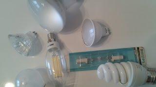 Энергосбережение 1, электроосвещение