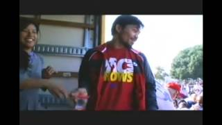 11/18/12 Manny Pacquiao to Give FREE TURKEY To Fans tags:Floyd Mayweather, jeremy lin
