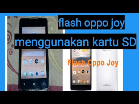 cara-flash-hp-oppo-joy-r1001