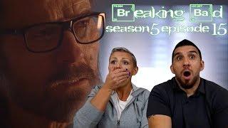 Breaking Bad Season 5 Episode 15 'Granite State' REACTION!!
