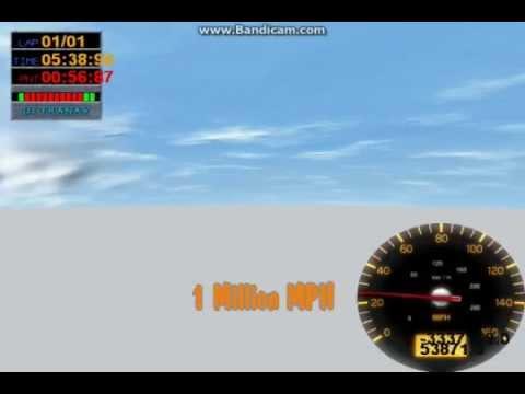Big Rigs - Maximum Truck Speed: 12.3 Undecillion MPH