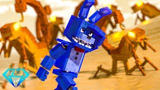 Minecraft FNAF In Space - Dessert Adventure (Minecraft Roleplay)