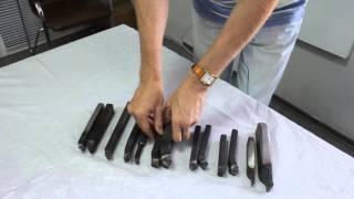 видео Виды сверл по металлу - классификация, маркировка, диаметры