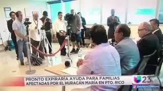 Repercusiones de la conferencia para apoyar a los puertorriqueños